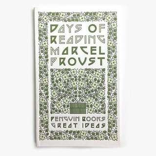 🚚 Days of Reading – Marcel Proust / Great Ideas Days of Reading #MakeSpaceForLove