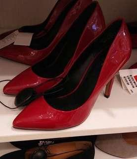 [NEW] Red heels H&M