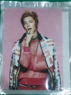 🚚 Super Junior 東海 簽名海報