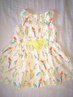 Gingersnaps Dress EUC 24 months