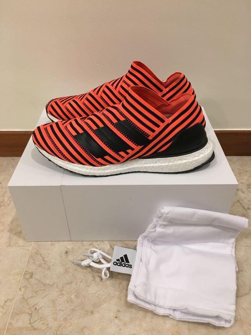 Adidas Nemeziz Tango 17+ 360Agility UltraBOOST 6ed4fa3c0b000