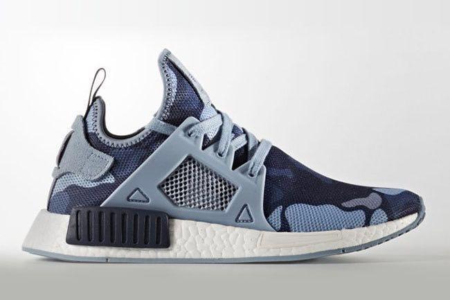 f4bc29ffb6004 Adidas NMD XR1 Duck Camo (blue) - UK5.5