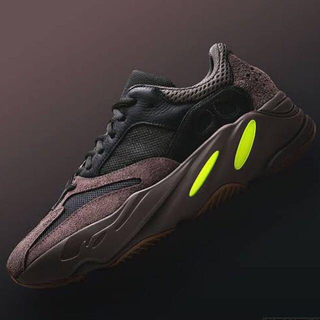 "new product b5840 90917 Adidas Yeezy boost 700 ""mauve"""