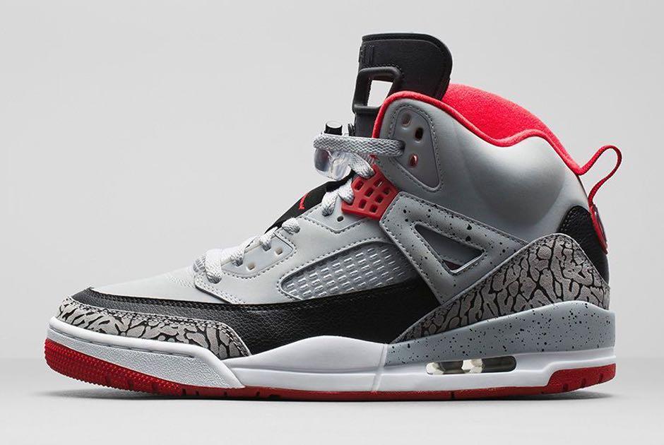 the latest b4e37 db946 Air Jordan Spizike, Men s Fashion, Footwear, Sneakers on Carousell