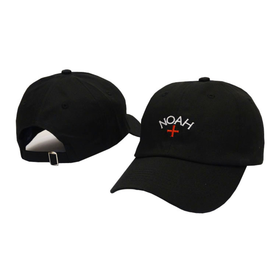 0bd661a641c9a4 Black Noah Cap Don't get Supreme Get Noah! Limited Edition Noah Hat ...