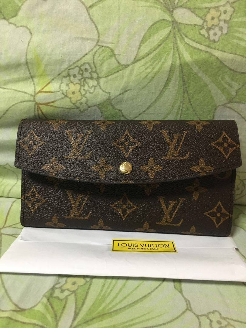 e3a1df35dd12 BNEW AUTHENTIC QUALITY LOUIS VUITTON LONG WALLET (reprice before ...