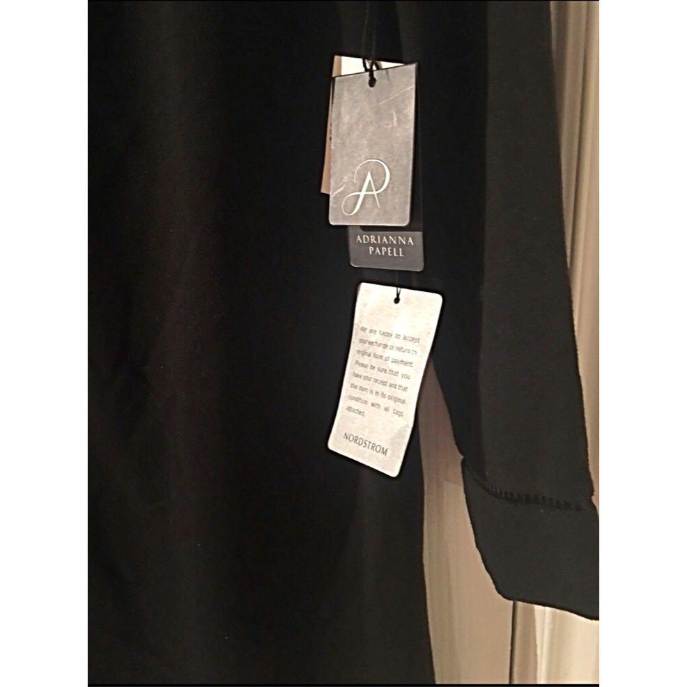 Brand new Adrianna Papell long bell sleeve shift dress