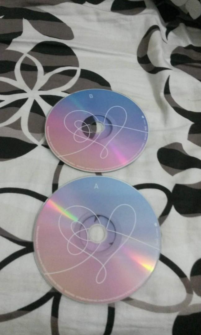 BTS album Love Your Self ORI kumplit
