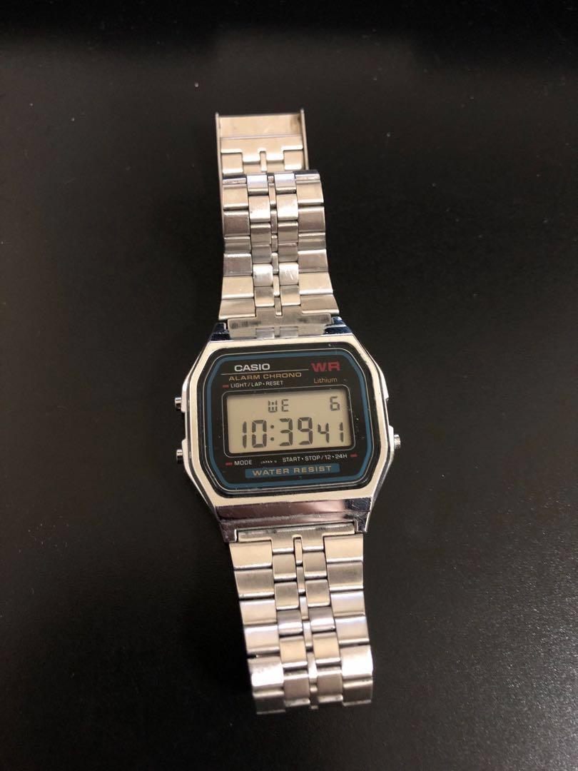 064eaac583d Casio a classic retro silver watch men fashion watches jpg 810x1080 Vintage  retro casio a159