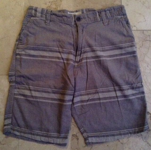 Free Planet Gray Shorts For Men Men S Fashion Clothes Bottoms On