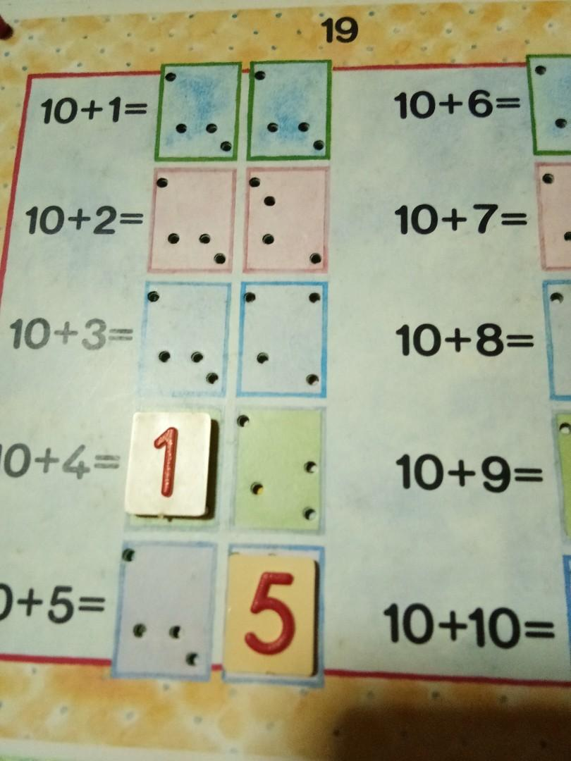 Fun with sums and subtractions