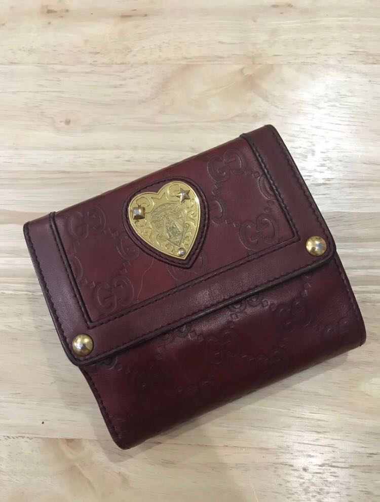 d90420f10935 Gucci French Flap Wallet
