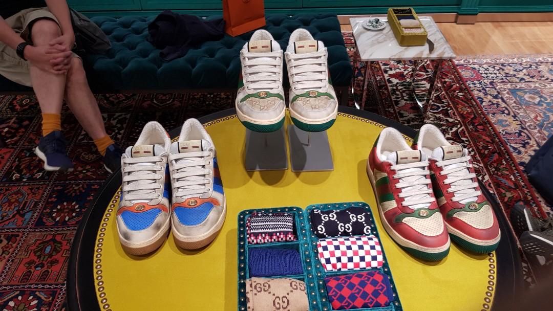 Gucci Sneaker 2019 Limited Edition Men S Fashion Footwear
