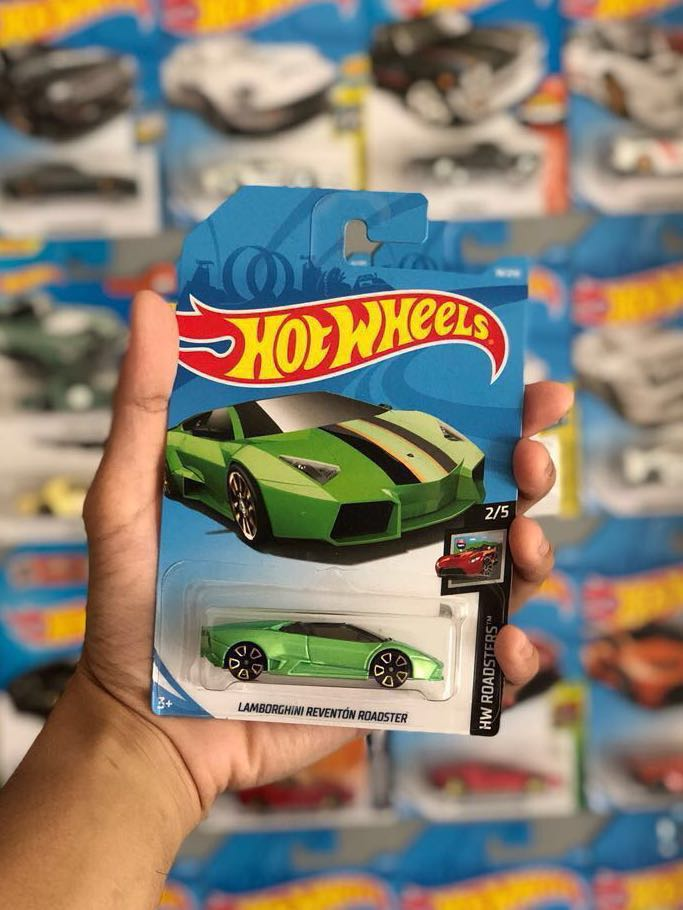Hotwheels Lamborghini Reventon Roadster Toys Games Others On