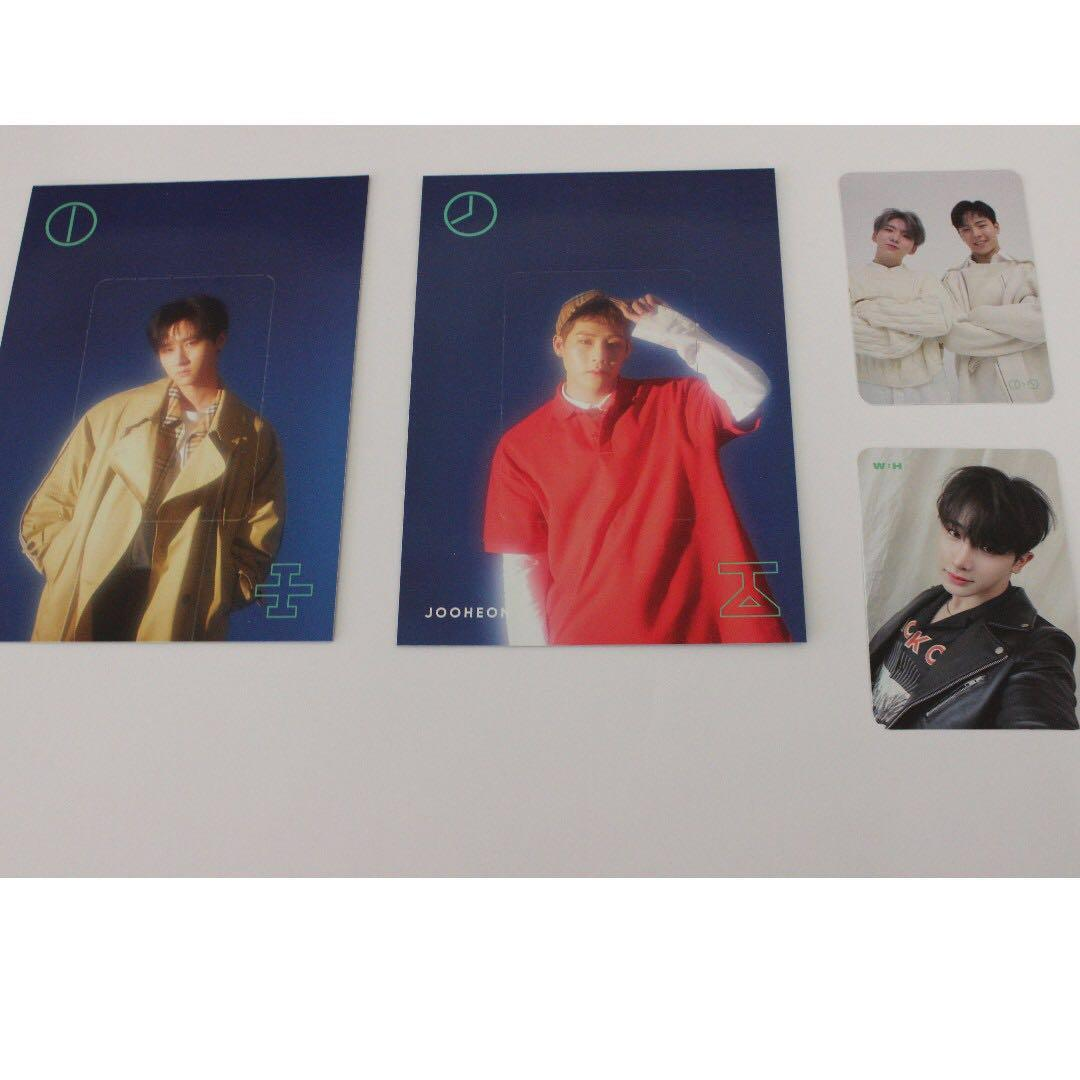 KPOP Photocard SALE - BTS, JBJ, Monsta X, GOT7