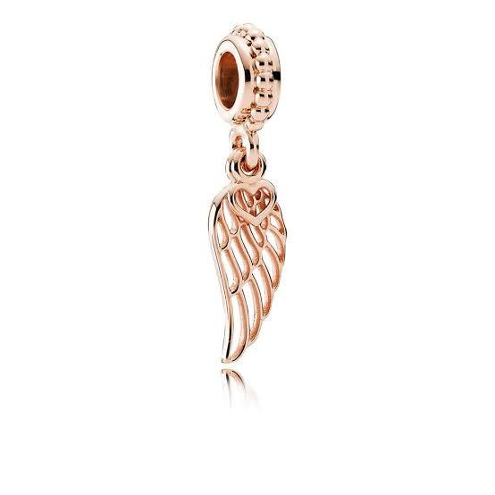 Looking for Pandora angel wing charm rose gold!!!