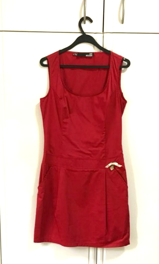 58c5580b93 Love Moschino Dress, Luxury, Apparel, Women's on Carousell