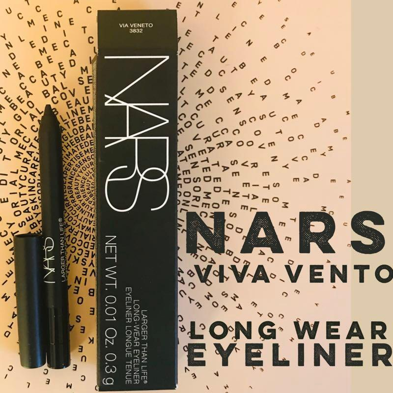 NARS Long Wear Eyeliner mini - Black