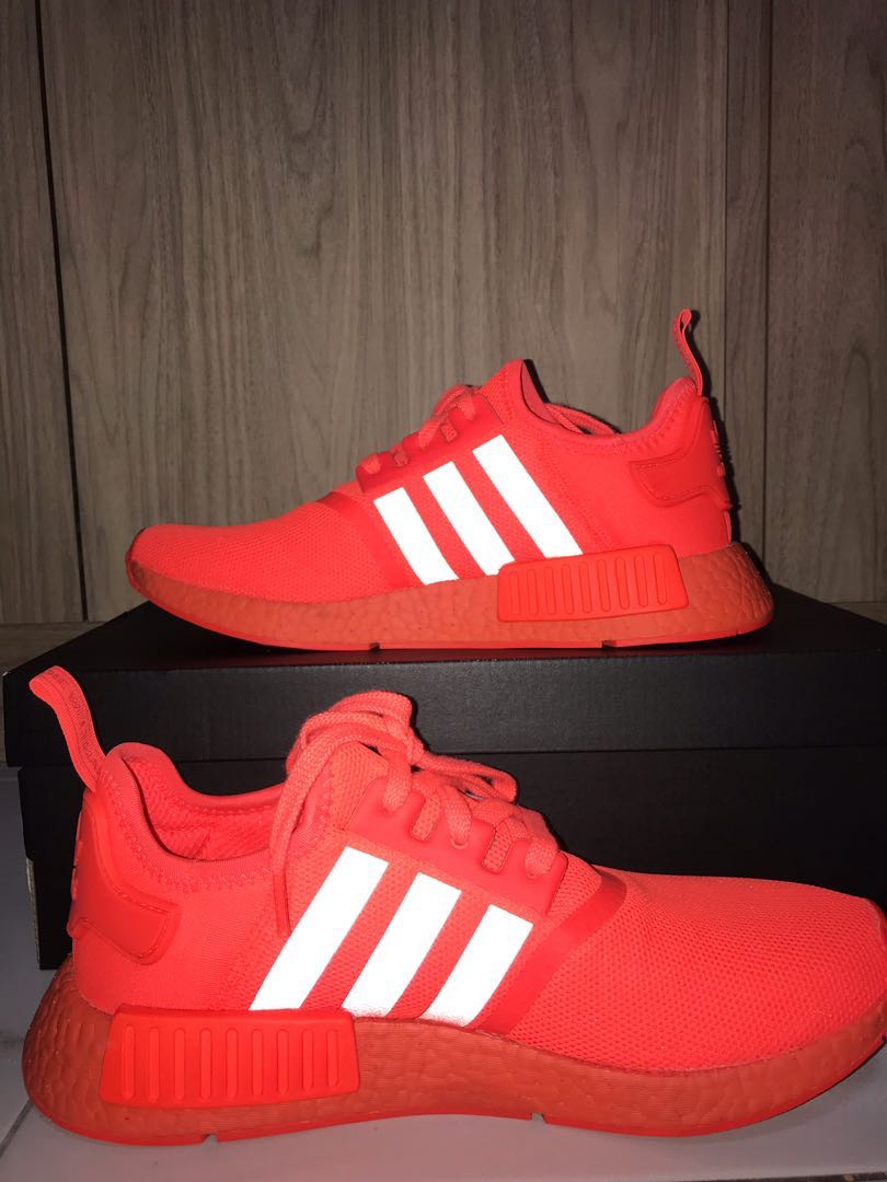 c3ad73865bed8 NMD R1 Solar Red