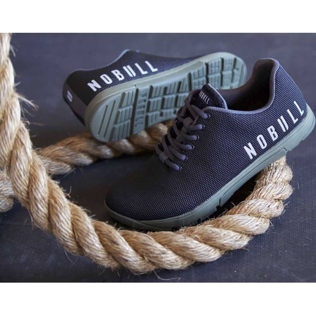 Nobull Black Ivy Trainer Men's, Luxury