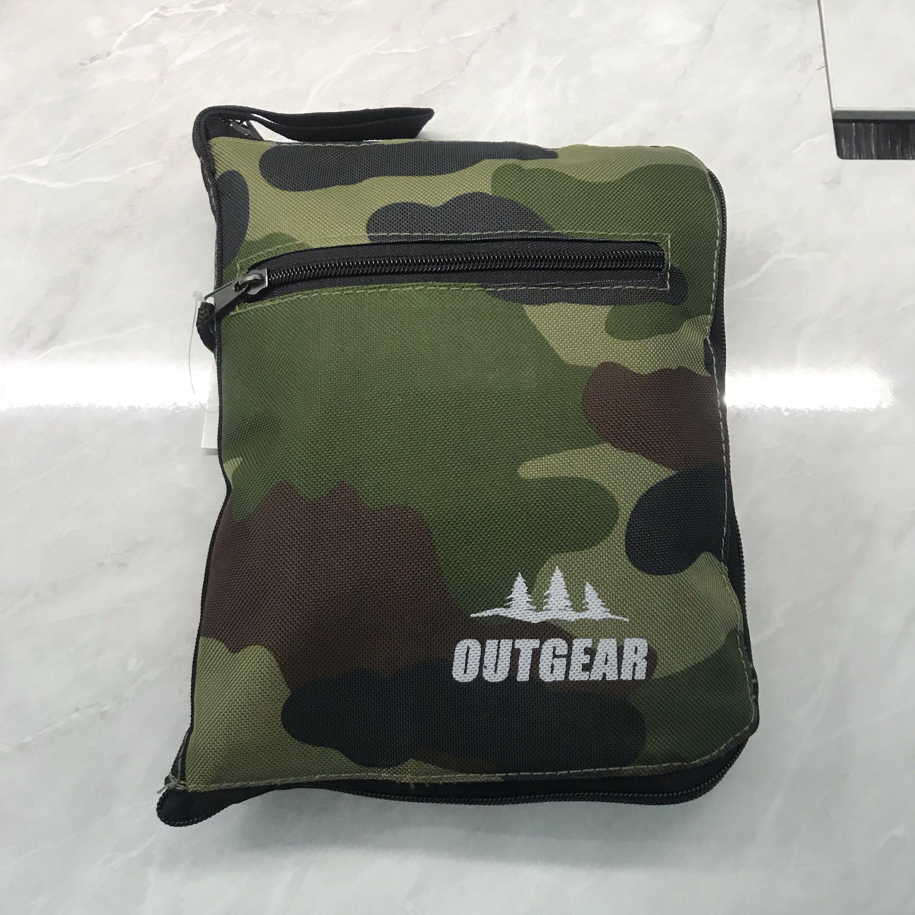 OUTGEAR Foldable Duffel Bag - porter medium bag