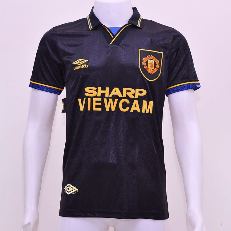 de76d7bbd PREORDER  1994–95 Manchester United Away Kung Fu
