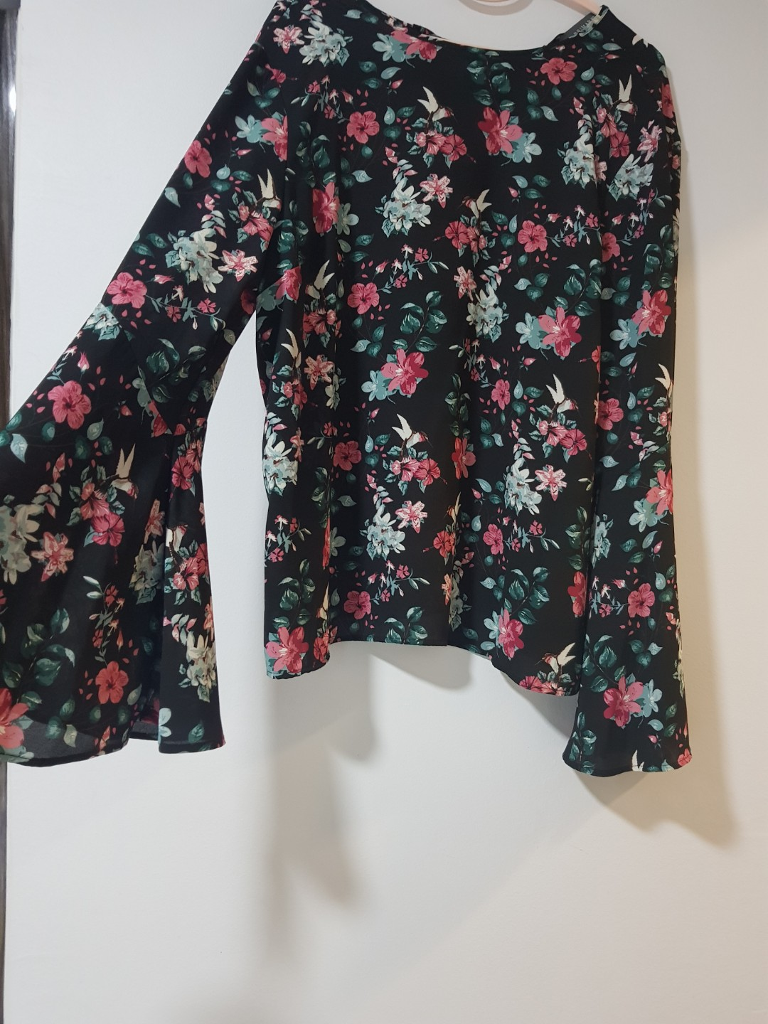 Primark Floral Skirt Skirts Size 14 Clear And Distinctive