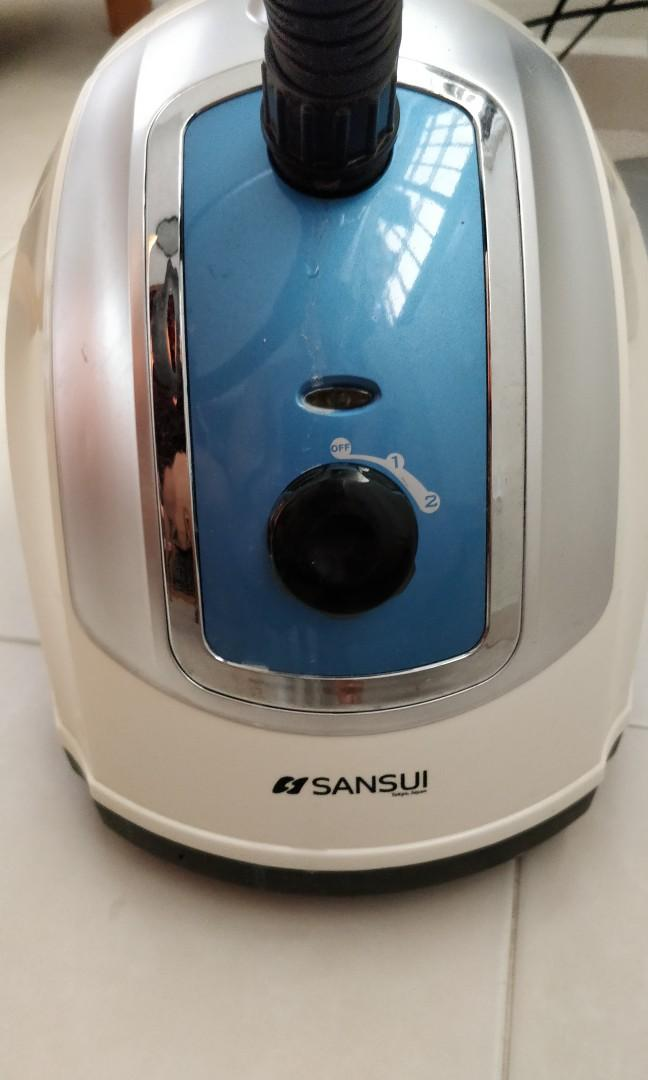 Sansui clothes steamer