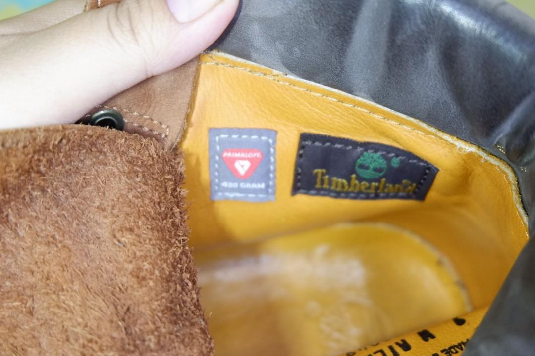 Sepatu Booth Timberland ORI