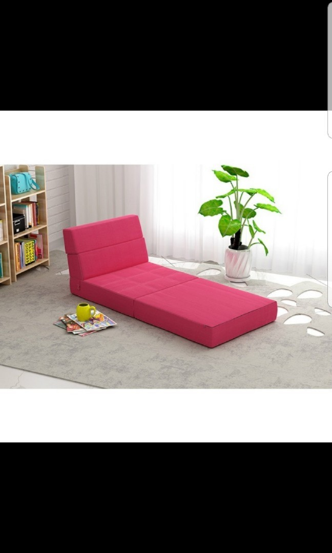 Sofabed Foldable Sofa Mattress Furniture Sofas On Carousell