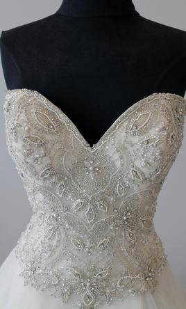 Sottero and Midgley Wedding Dress - Chandra — Size 12