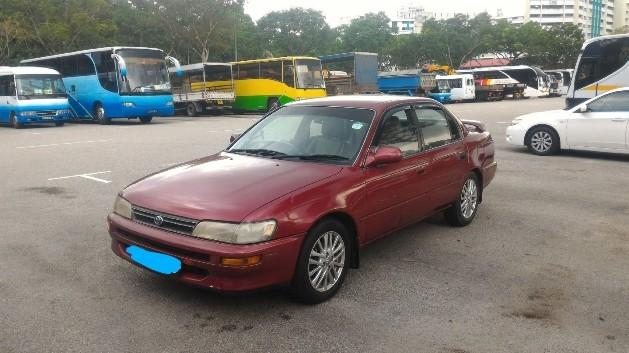 Toyota Corolla 1 6 Lx Auto Cars Cars For Sale On Carousell