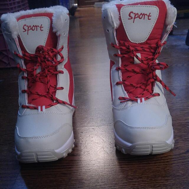 Winter/Spring boots