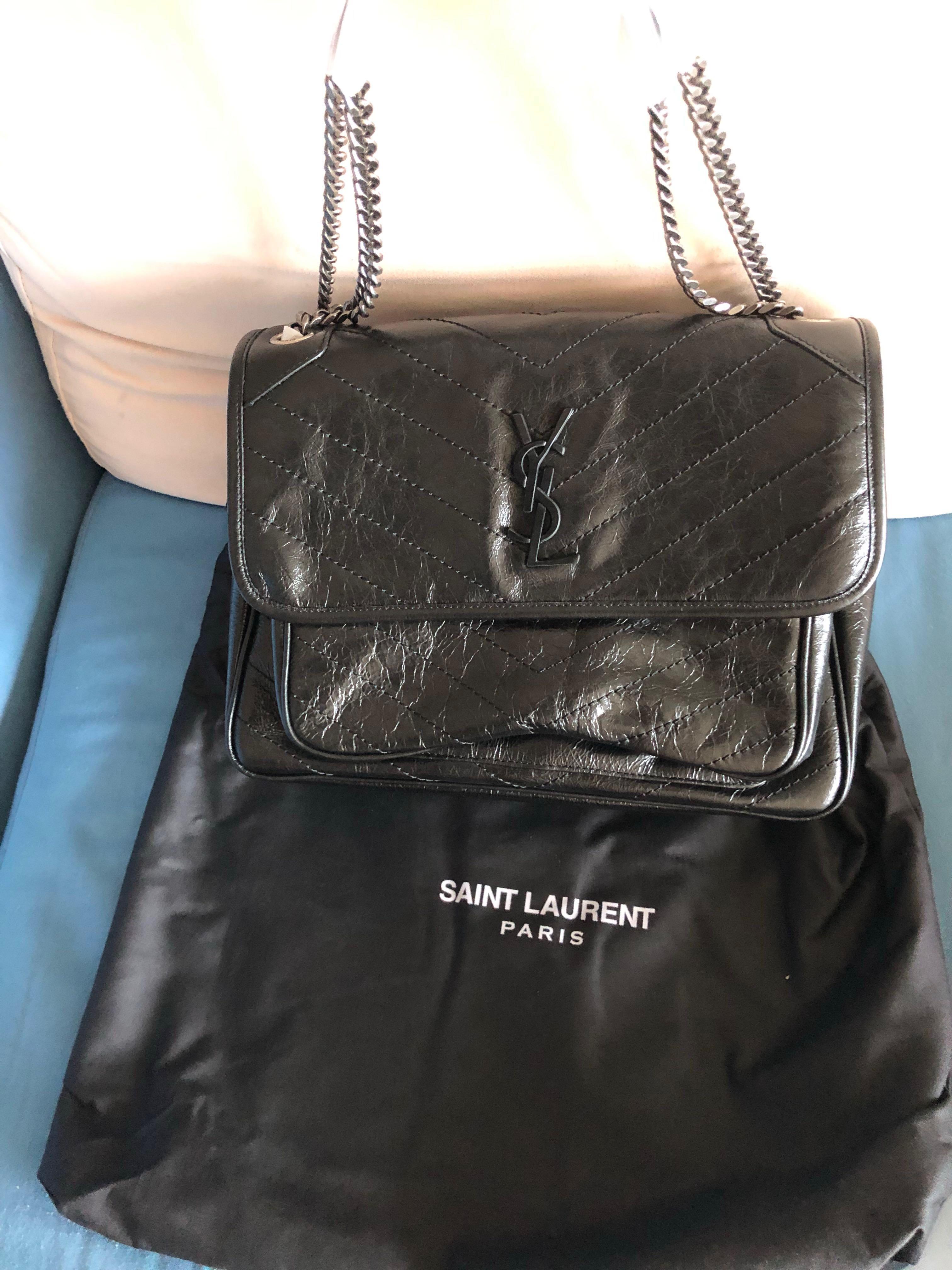 YSL niki big bag  e6628259eda8e