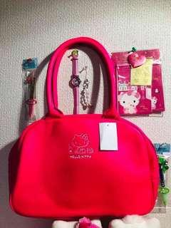 Authentic Hello Kitty Bag from Japan bnwt