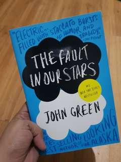 The Faulth in Our Stars by John Green