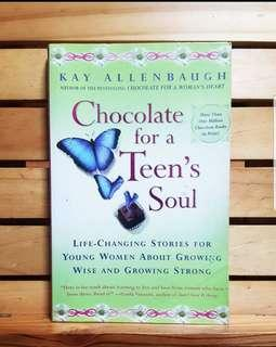 Chocolate for the Soul Books