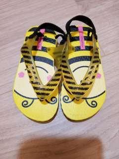 Ipanema Toddler Sandals兒童拖鞋 US7 90%new 100%real