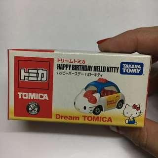 Happy Birthday Hello Kitty x Tomica