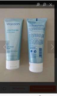 Masker wardah lightening