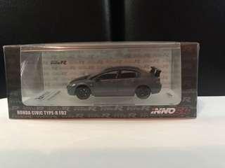 本田玩具車模型車fd2