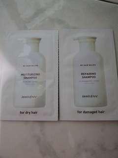 🚚 Brand new Innisfree Shampoo