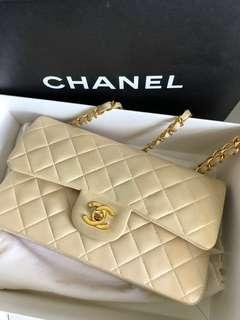 Chanel Classic Lambskin Flap Bag