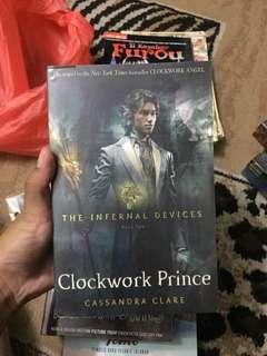 The Mortal Instruments Series CLOCKWORK PRINCE
