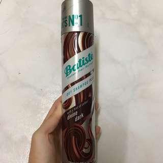Batiste Dry Shampoo dark