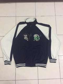 Sweater Sukajan Fujin Raijin