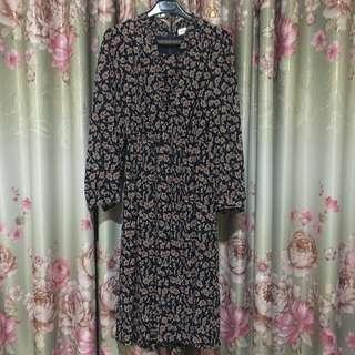 Dress bangkok navy