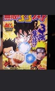 !!! 徵 !!! 全套 龍珠 x 海賊王 x 火影 3x3 盒蛋 扭蛋 Dragon Ball x One Piece x Naruto