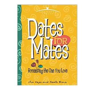🚚 Dates for Mates: Romancing the One You Love #MakeSpaceForLove