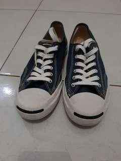 Converse jack purcell navy size 40 original